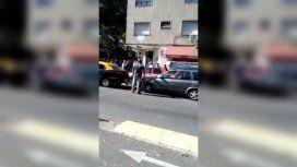 Dictaron prisión domiciliaria para el taxista que se peleó con un conductor