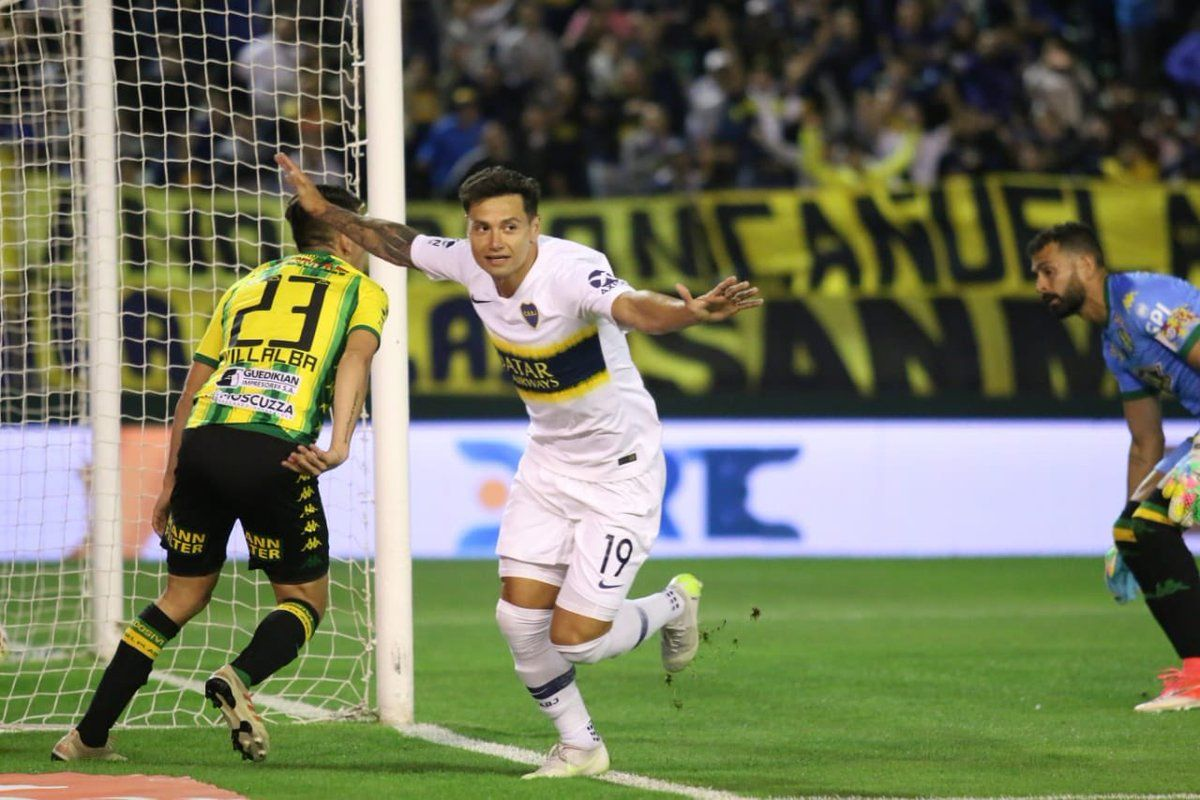 Boca terminó la Superliga con un empate ante Aldosivi