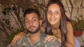 Mauro Améndola y su mamáMiriam Lucente