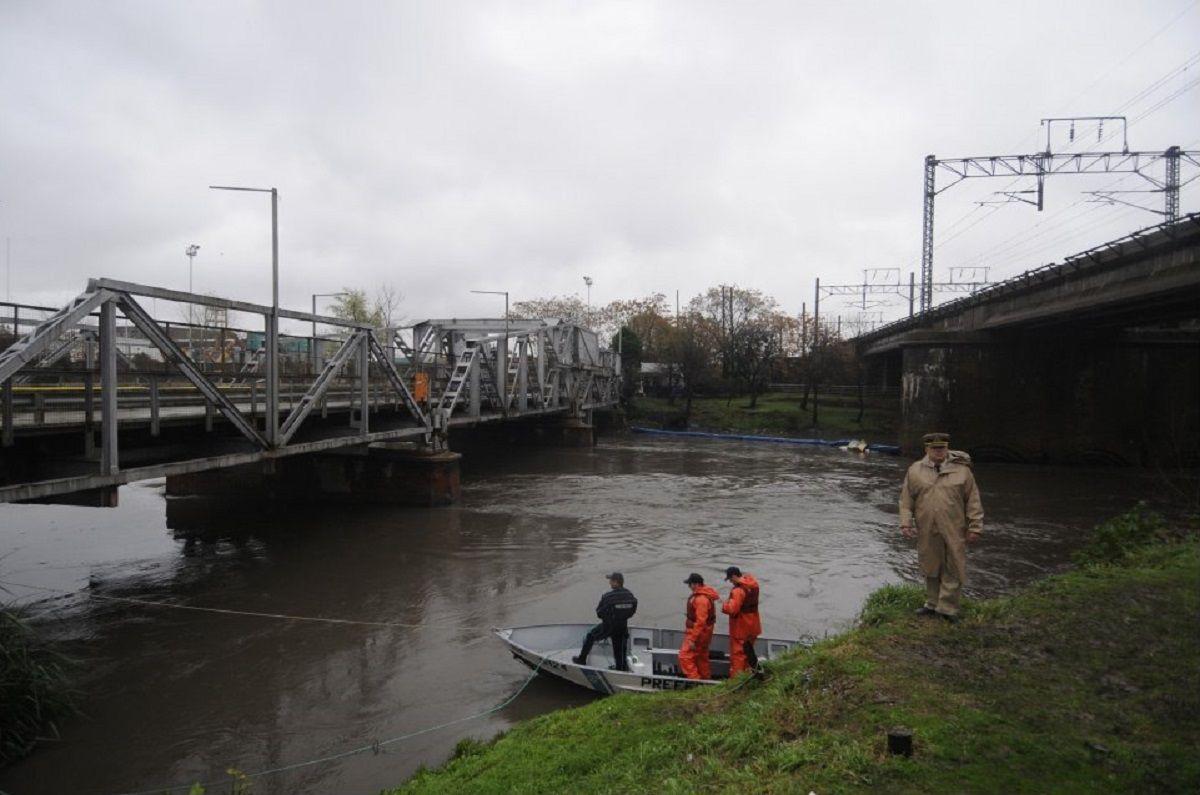 Puente Bosch: el cruce del Riachuelo en el que un hombre y su hijo murieron en 2015