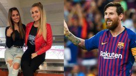 El piropo de Lionel Messi a Antonela Roccuzzo y a su amiga Sofia Balbi