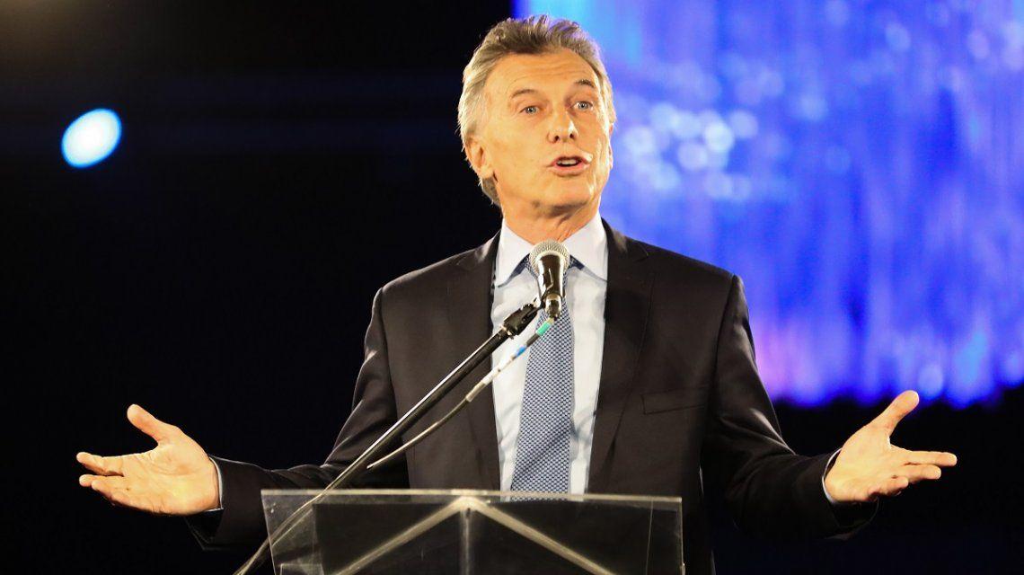 Macri admitió ante empresarios que hay incertidumbre política en el país