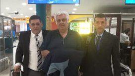 Alberto Samid fue expulsado de Belice y está en viaje a Buenos Aires