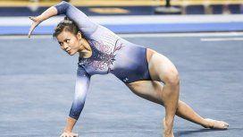 VIDEO: Una gimnasta se rompió las dos piernas en una competencia