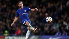 Detuvieron a un jugador del Chelsea por manejar borracho horas antes de un partido