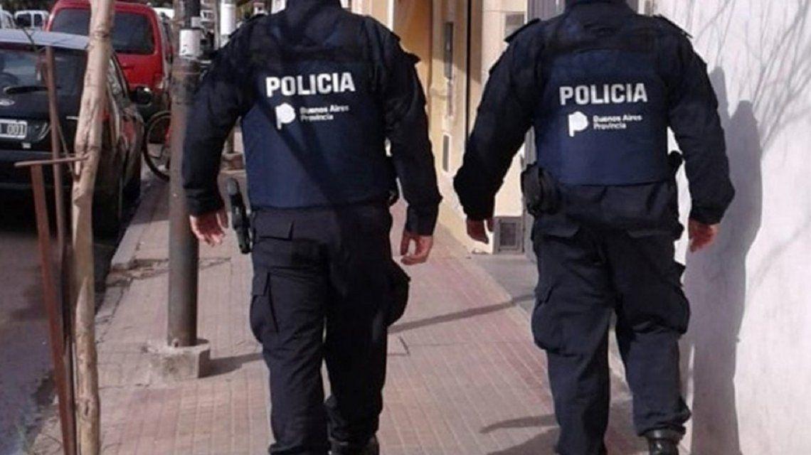 Un estudio detectó que 22 policías bonaerenses estaban drogados durante el servicio