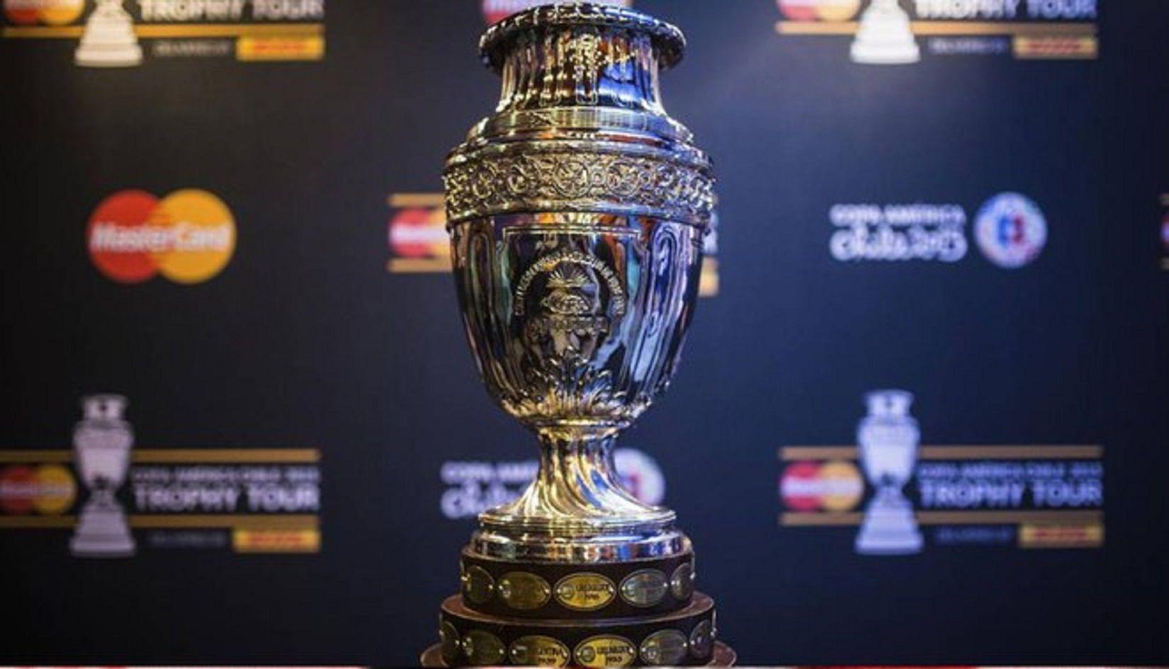 Confirmado: la Copa América 2020 se jugará en Argentina y Colombia con un nuevo formato