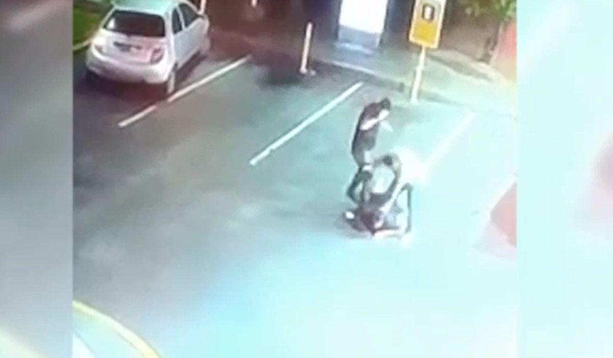Un nuevo video revela cómo se inició el tiroteo entre policías en Avellaneda