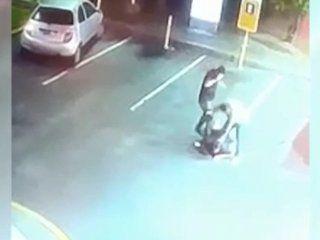 un nuevo video revela como se inicio el tiroteo entre policias en avellaneda