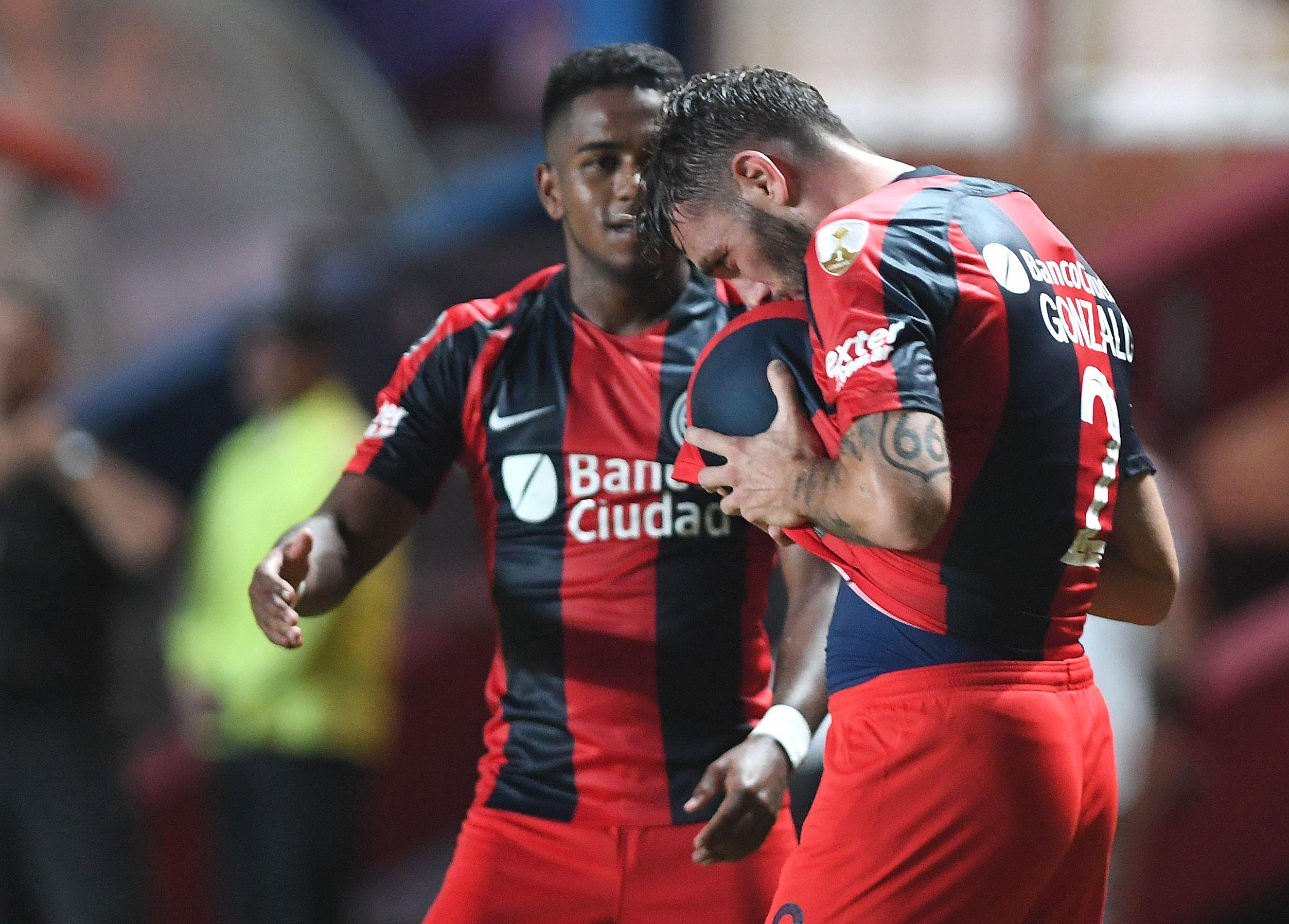 San Lorenzo le ganó a Melgar y puso un pie en octavos de final de la Libertadores