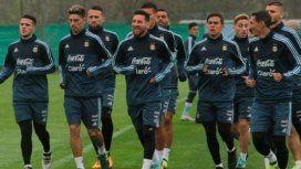 Un jugador de la Superliga dio detalles de un cruce que tuvo con Messi en la Selección