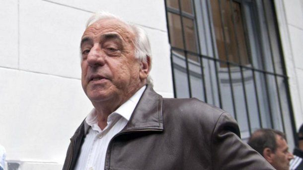 Roberto Fernández, secretario general de la UTA
