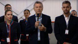 Macri dio otra señal para la reelección: Esto recién es el comienzo