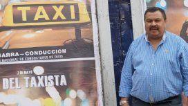 José Ibarra, Secretario General de la Federación Nacional de Conductores de Taxis
