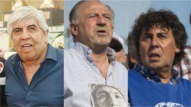 El Frente Sindical de Moyano y las CTA debatirán por separado un paro nacional