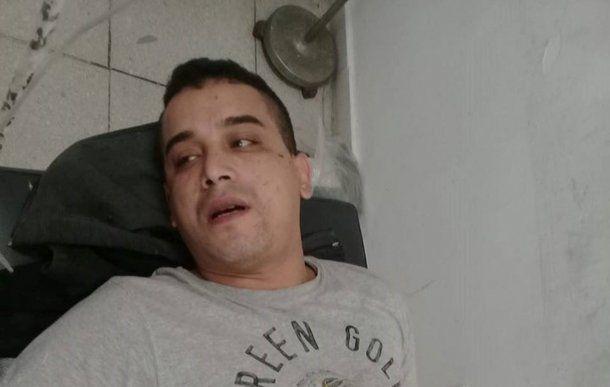 Juan Manuel Aliendo fue detenido en marzo durante un robo