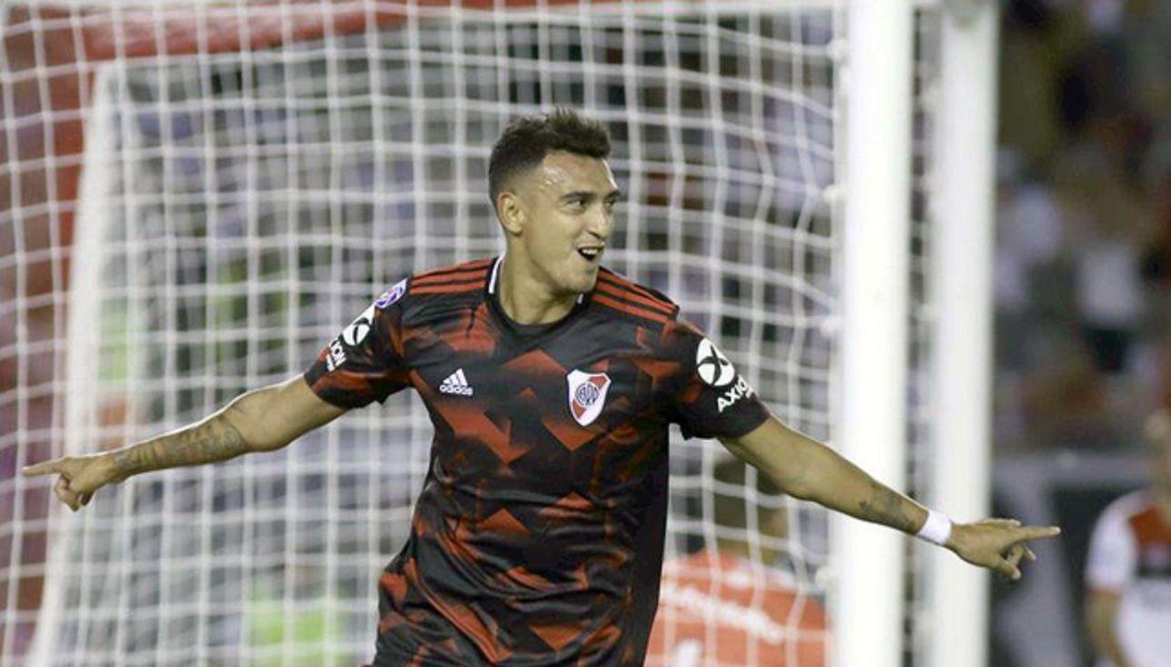 River goleó a Alianza Lima y se subió al segundo puesto del grupo