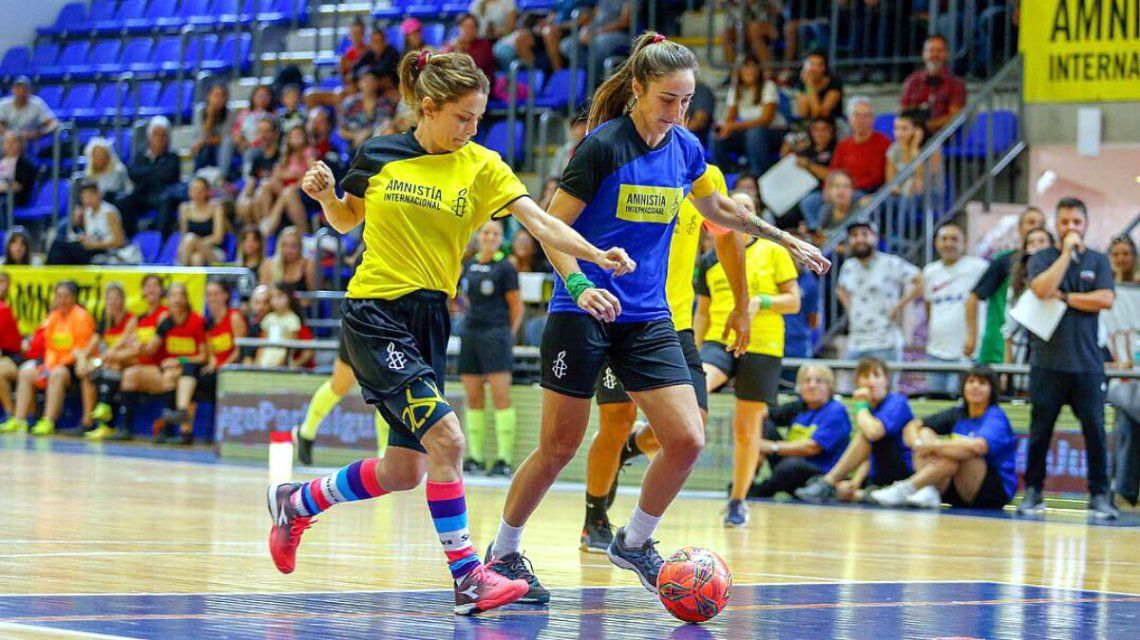 Macarena Sánchez jugará en San Lorenzo