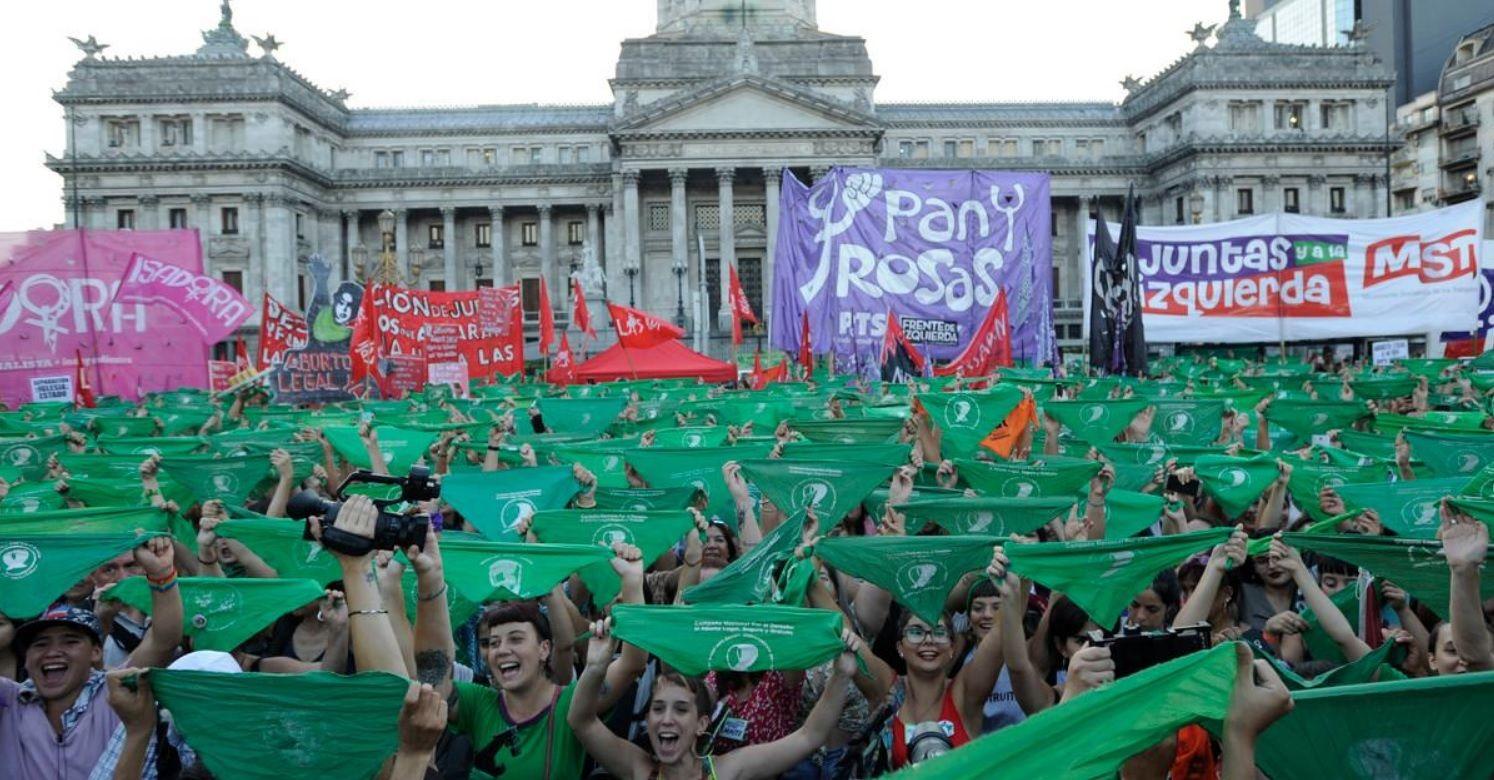 El 28 de mayo se volverá a presentar el proyecto de legalización del aborto