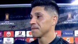 Sigue de fiesta: la chicana de Enzo Pérez a Boca por la final en Madrid