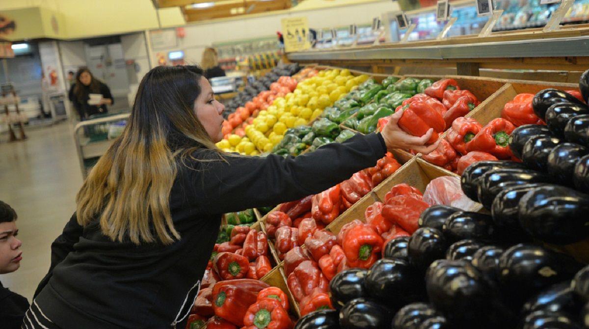 La canasta básica de alimentos se encareció 2,6% en julio