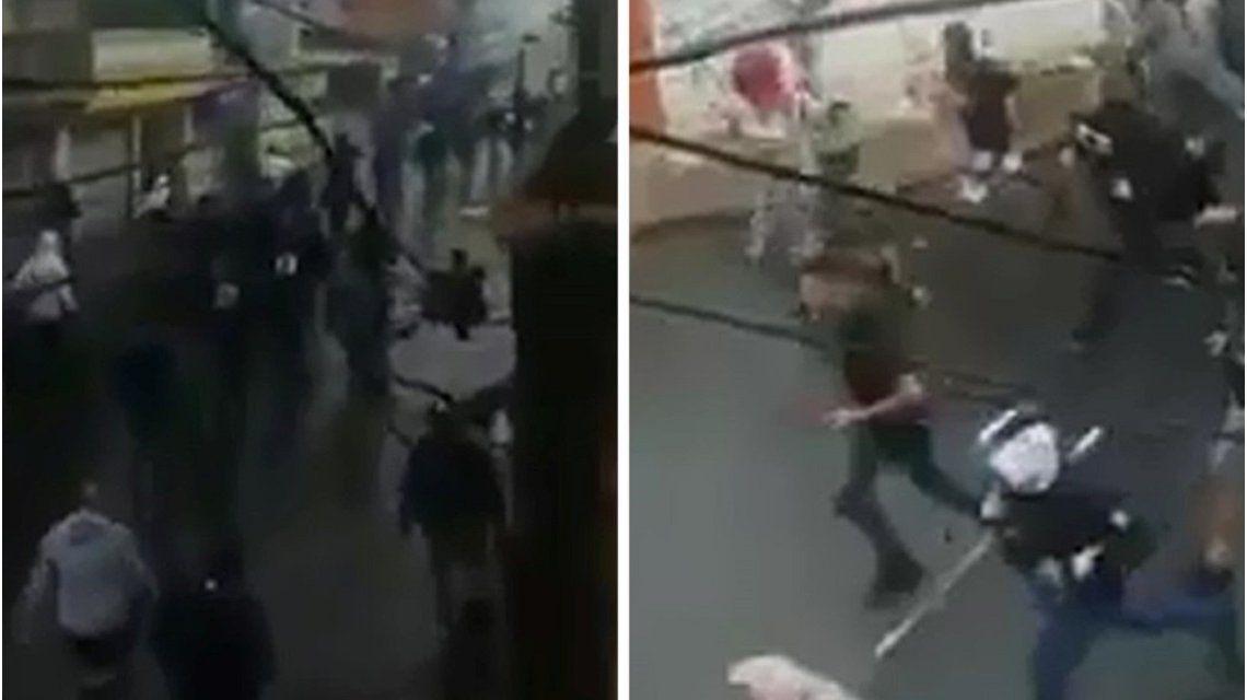 Brasil: hubo tiroteos en la previa de San Pablo con el Corinthians y hay 14 heridos