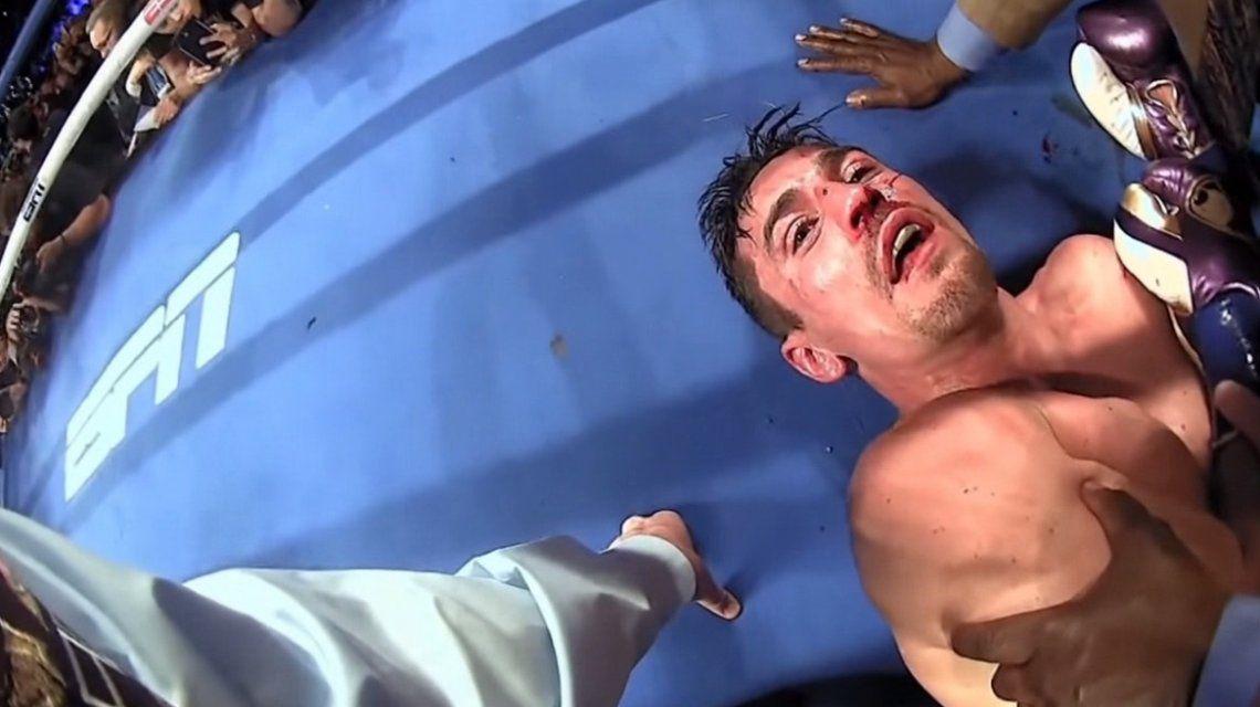 VIDEO: El KO de Lomachenko a Crolla