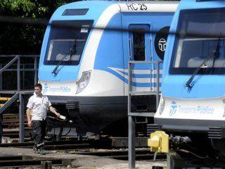 los trabajadores del tren sarmiento se sumarian al paro del 30 de abril