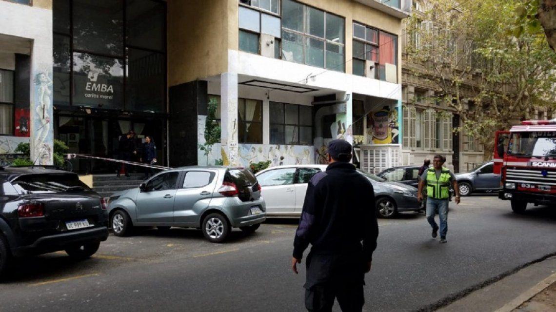 Un hombre armado se atrincheró y amenazó con matarse en Quilmes