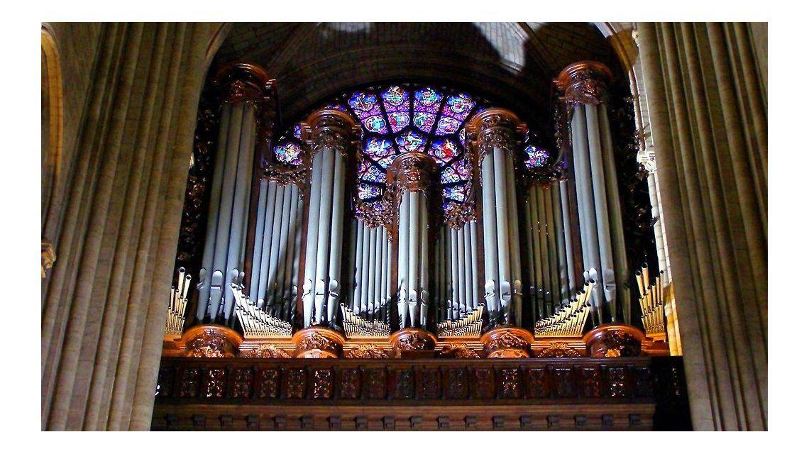 El órgano de Notre Dame
