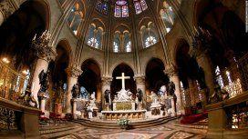 Hallazgo en la catedral: algunos tesoros medievales se salvaron del incendio