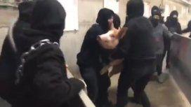 Más de 100 activistas ocuparon un matadero español para rescatar cerdos: ¿Puede ocurrir en Argentina?