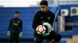 Un club del Ascenso demandó a Boca por el pase de Esteban Andrada