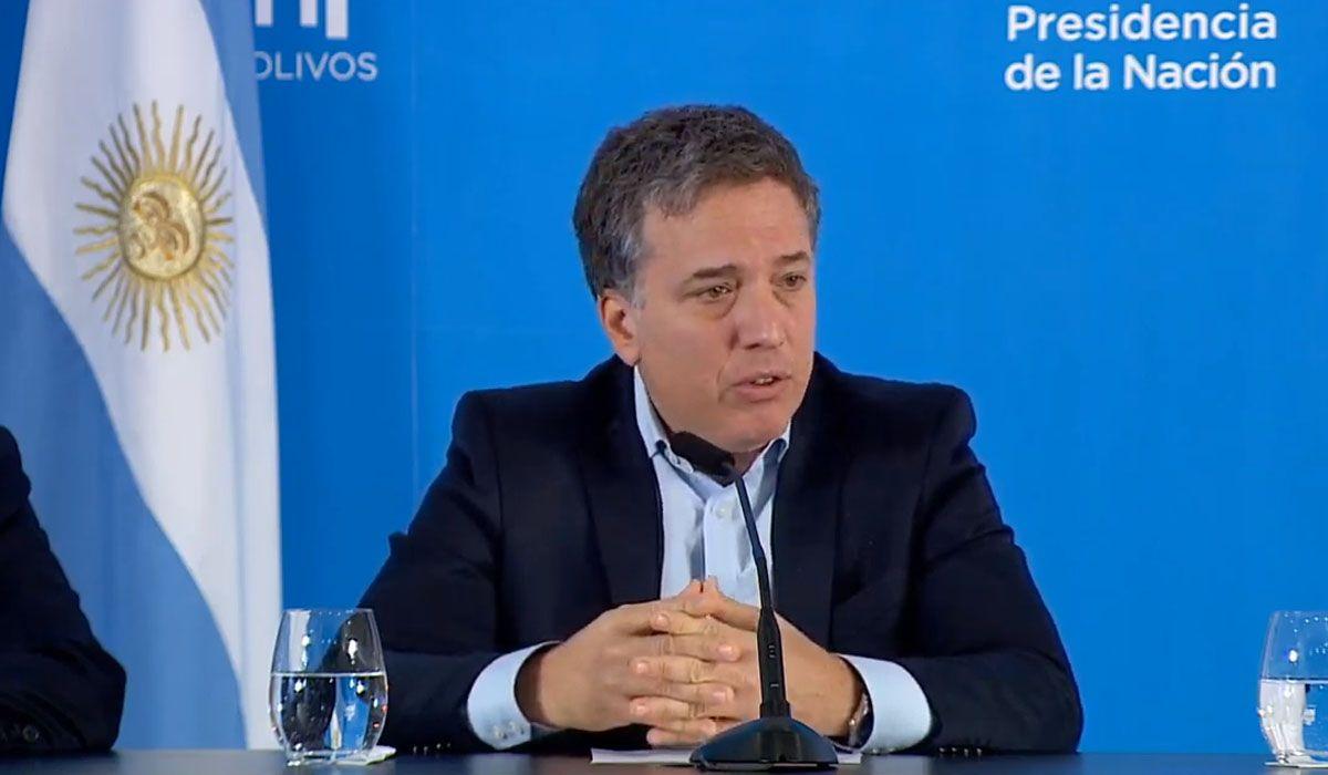 Dujovne: La inflación de abril será más alta que la de los meses anteriores