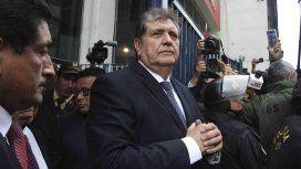 Alan García se quitó la vida tras una orden de detención en su contra