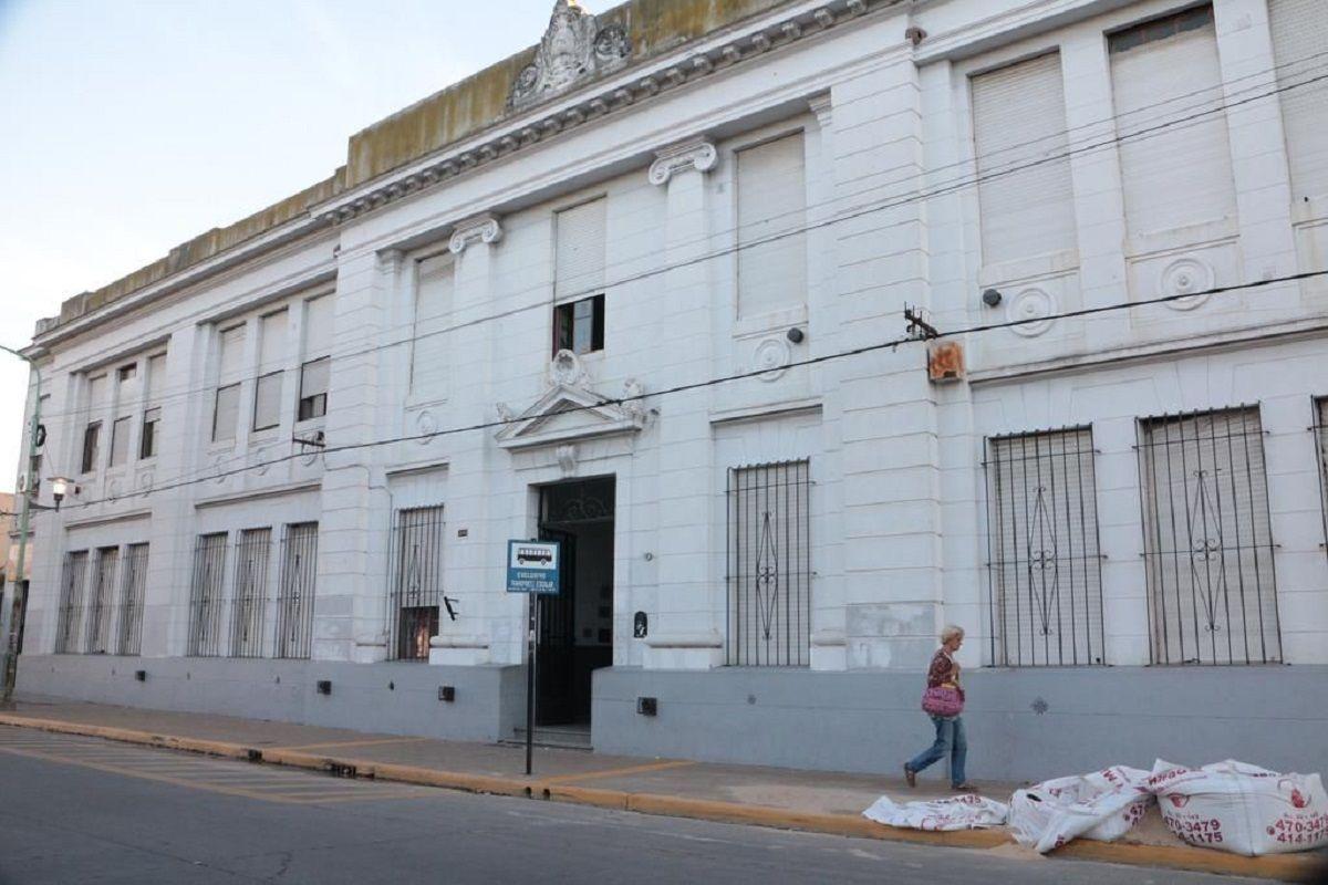 Escuela Primaria Nº 1 Bernardino Rivadavia
