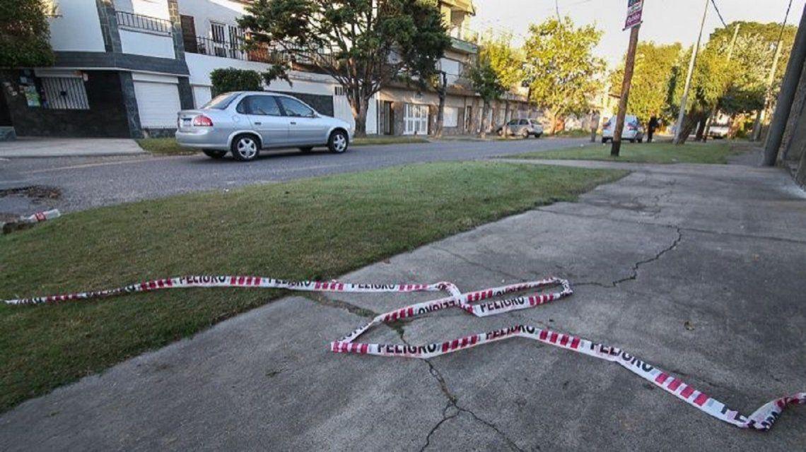 Los taxistas iniciaron un par de 24 horas tras el crimen de un compañero