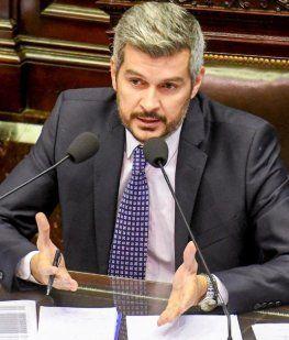 Marcos Peña, jefe de Gabinete