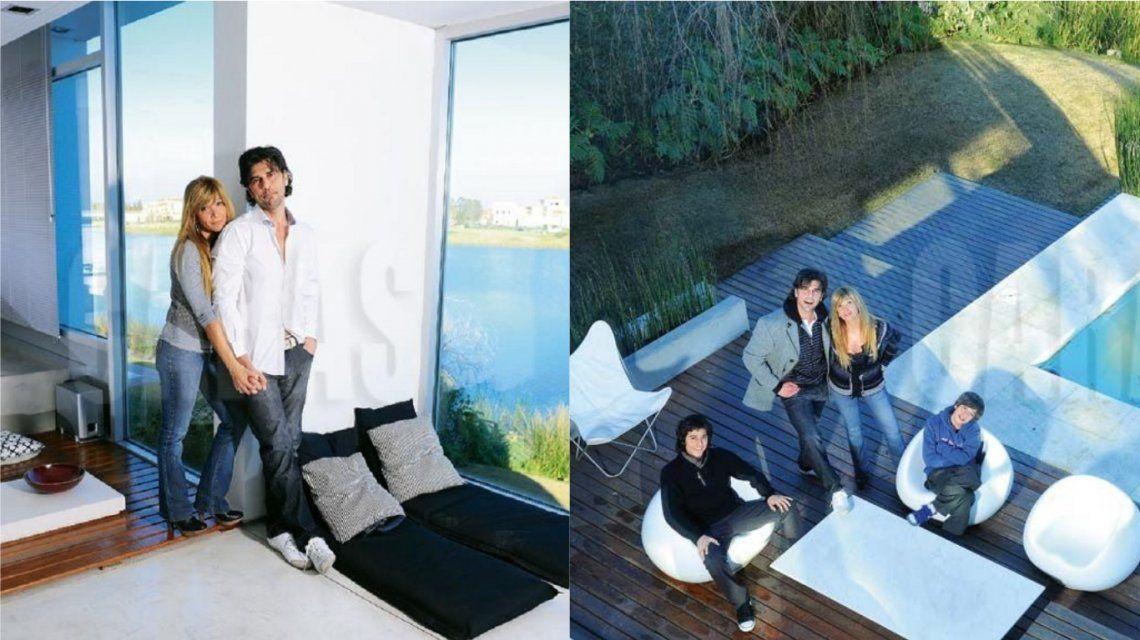 Juan Darthes en bancarrota: vende su casa