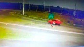 Rosario del Tala: quiso evadir un control y arrastró un policía más de 80 metros