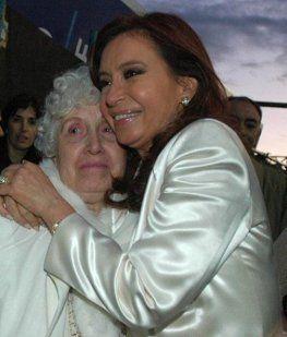 #FuerzaCristina: los mensajes por la muerte de Ofelia