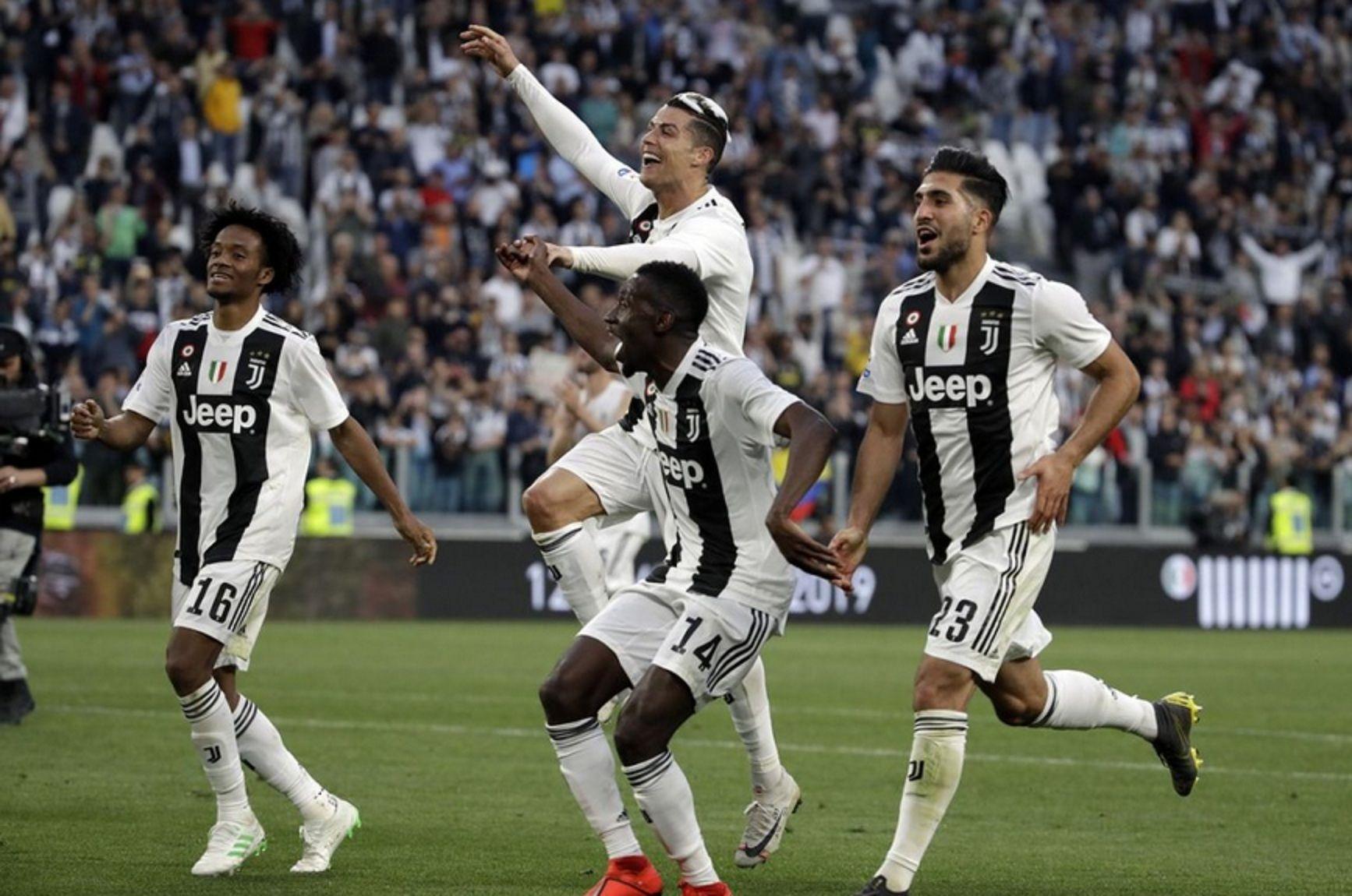 Juventus ganó su primer Scudetto con Cristiano Ronaldo