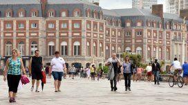 Semana Santa: viajaron 4,7 millones de turistas por el país pero gastaron poco