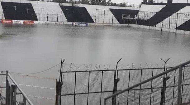 Inundación en Chaco: @elaguante899