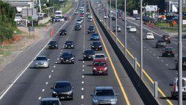 Aumentaron los peajes de la autopista Buenos Aires-La Plata y de las rutas hacia la Costa