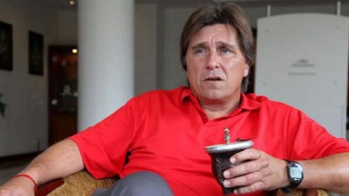 Encontraron muerto al ex futbolista Julio César Huevo Toresani
