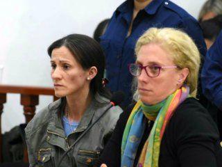 crimen de florencia di marco: condenaron a 18 anos de carcel a su madre