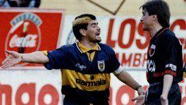 El dolor de Maradona por la muerte de Toresani: Lo quise pelear y hoy lo lloro