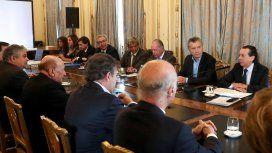 Macri se reunió con los 16 empresarios que negoció Precios Esenciales.