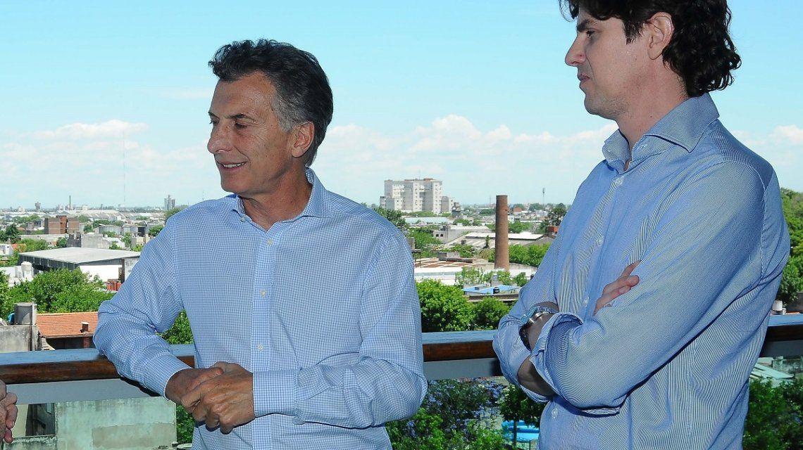 Mauricio Macri no descarta una fórmula presidencial con Martín Lousteau